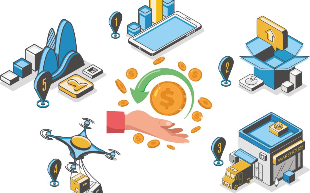 ¿Cómo reducir costes en la cadena de suministro?