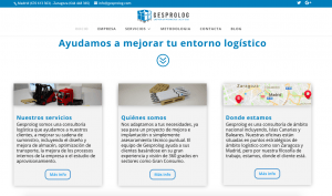 nueva web gesprolog