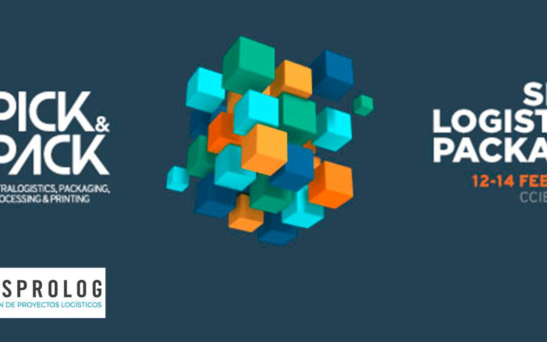Ven a conocernos a Pick&Pack: Evento de innovación para el packaging y la intralogística