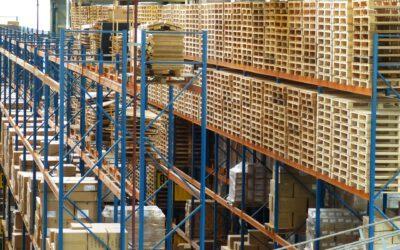Optimización logística: procesos almacén