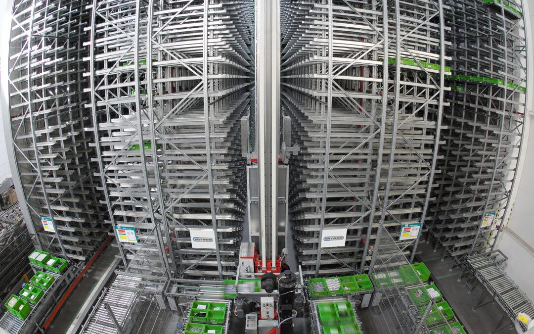 Logística en Almacenes: Beneficios de un almacén automático